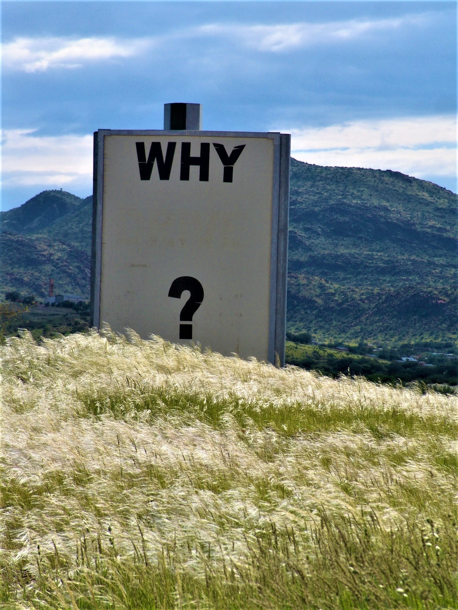 """software testing misconceptions represented by """"why"""" sign"""